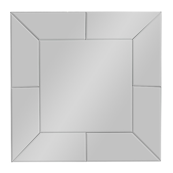 Gerard Contemporary Square Accent Wall Mirror