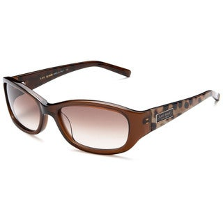 Kate Spade Women's Dee/S Rectangular Sunglasses