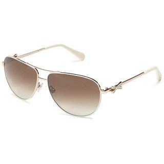 Kate Spade Women's Circe/S Aviator Metal Sunglasses