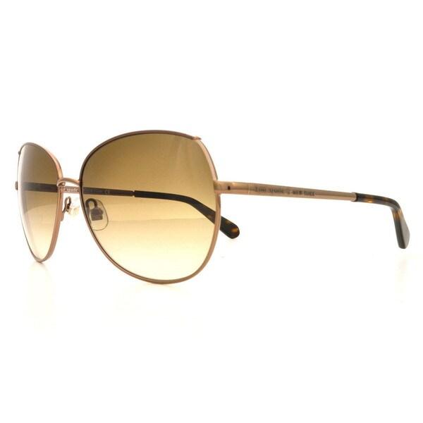 Kate Spade Women's Candida/S Aviator Sunglasses