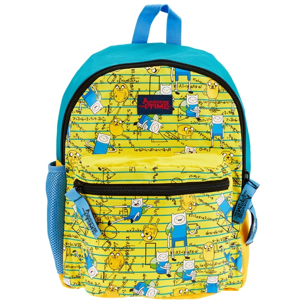 Adventure Time Mathematical Adventure Backpack