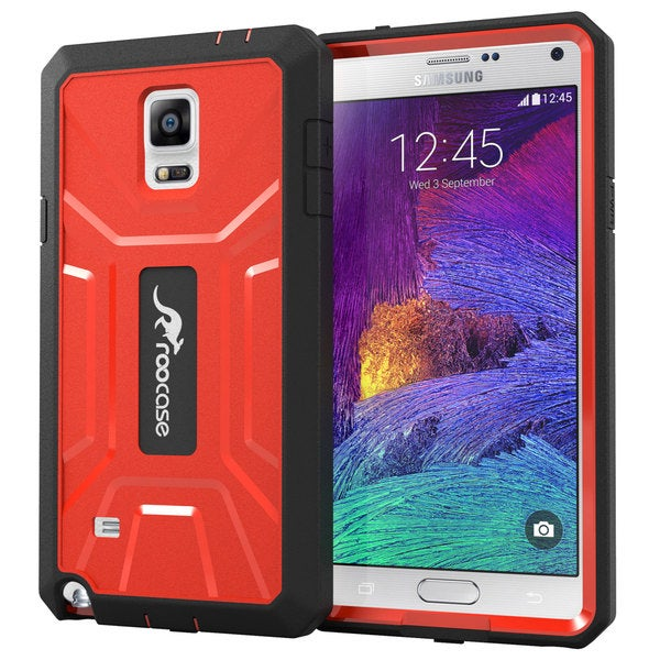 rooCASE Kapsul Full-body Phone Case for Samsung Galaxy Note 4 15427779