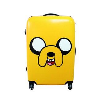 Adventure Time Jake the Dog 30-inch Hardside Spinner Upright Suitcase
