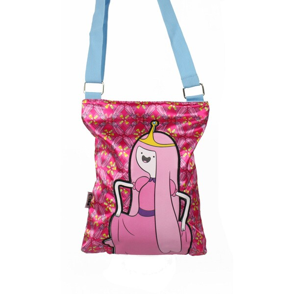 Adventure Time Princess Bubblegum Crossbody Bag