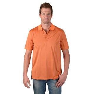 IZOD Men's Pin Striped Performance Golf Shirt