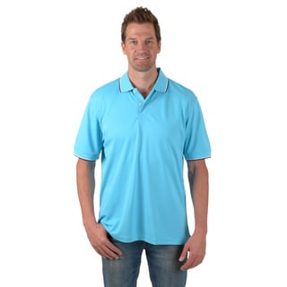 IZOD Men's Solid Color Performance Polo Shirt