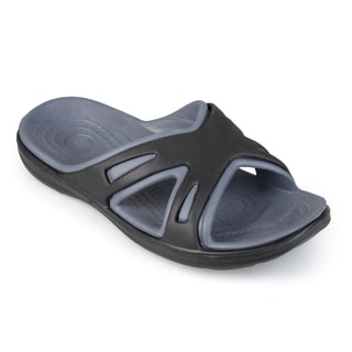 Boston Traveler Men's Outdoor Slide Sandals
