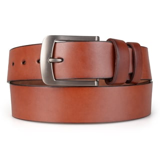 Vance Co. Men's Casual Genuine Leather Belt