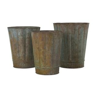 Arden Metal Pots (Set of 3)