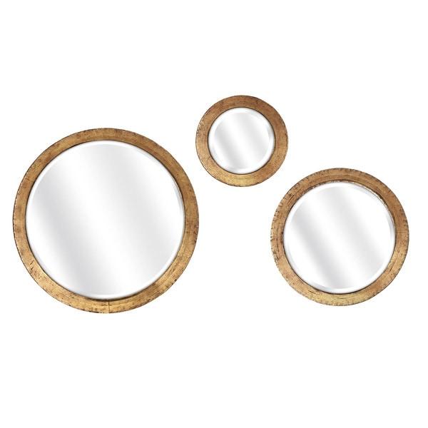 Sagira Wall Mirror Set Of 3 17290957 Overstock Com