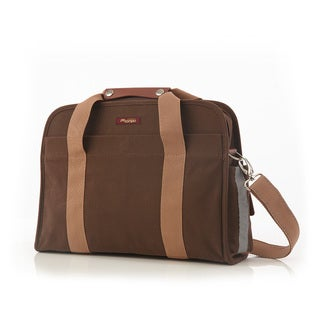 Po Campo Loop Pannier Umber Waxed Canvas Bike Ride Messenger Bag