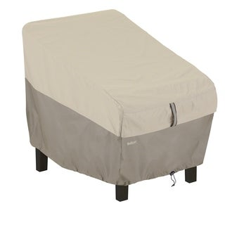 Classic Accessories Belltown Grey Patio Chair Cover