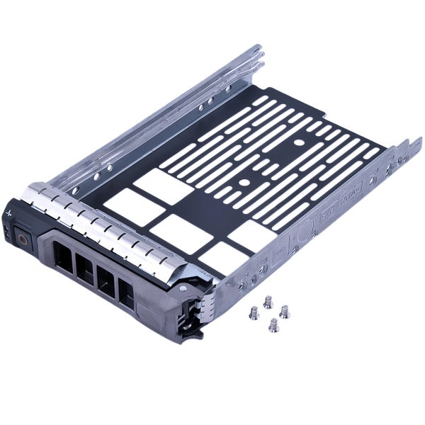Patuoxun 3.5-inch SAS SATAu Hard Drive Tray Caddy for Dell Servers