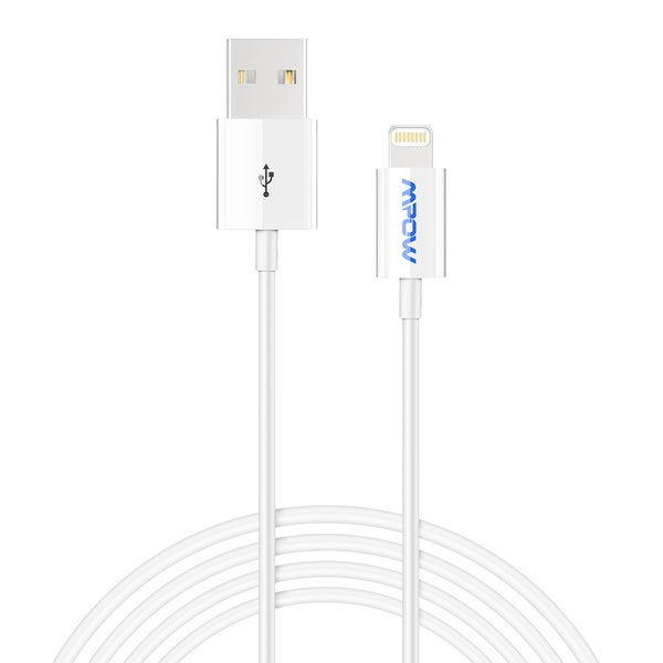 Mpow 3.3-foot 8-pin Apple Lightning to USB Cable