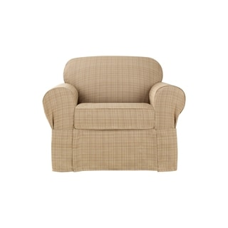 Sure Fit Avenue Separate Seat Chair Slipcover