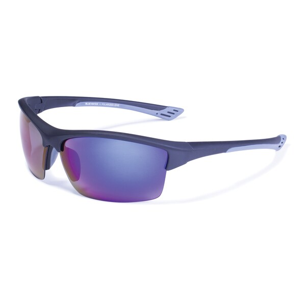 Daytona 1 G-Tech Blue Unisex Shatterproof UV Protection Sport Sunglasses
