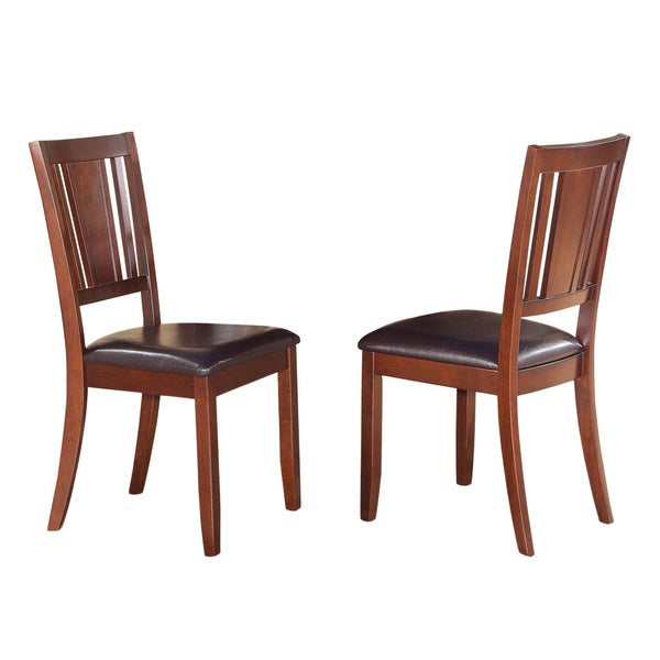dudley mahogany dining chair