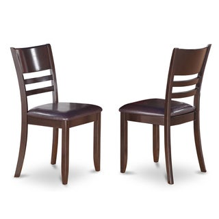 Lynfield Cappuccino Dining Chair (Set of 2)