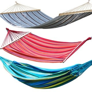Adeco Naval-style 2-person Hammock