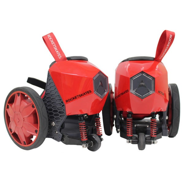 ACTON R6 RocketSkates (Red)