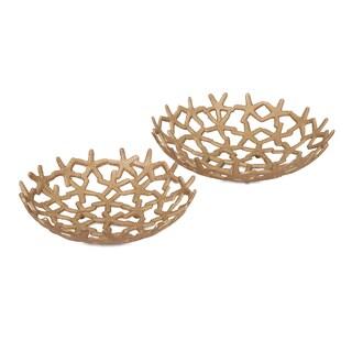 Dolenz Starfish Bowls (Set of 2)