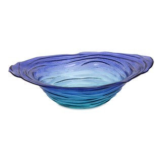 Palencia Recycled Glass Bowl