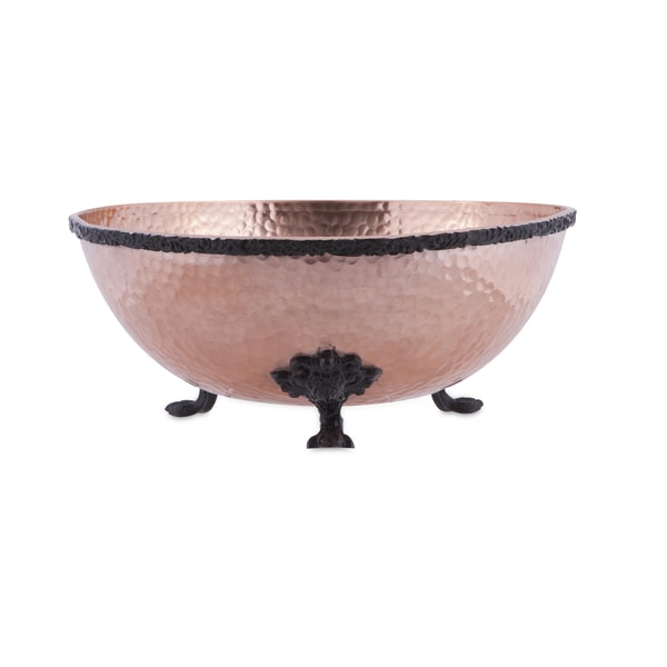 Nikki Chu Hammered Bowl