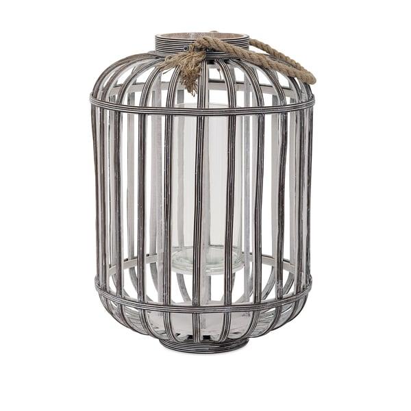 Jate Wood Lantern - Large