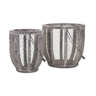 Birkley Farm House Baskets (Set of 2)
