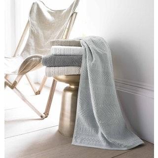 Mosaic Turkish Cotton 3-piece Towel Set