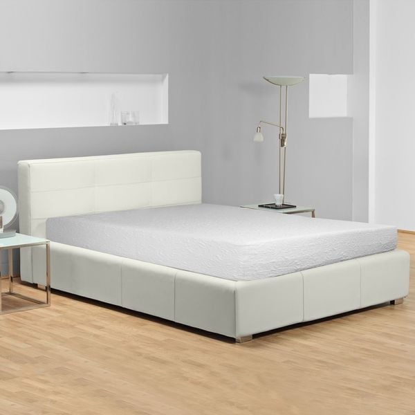 Sinomax Sleep 14-inch Queen-size Gel Glaze Memory Foam Mattress
