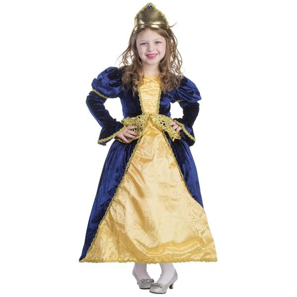 Renaissance Princess Costume