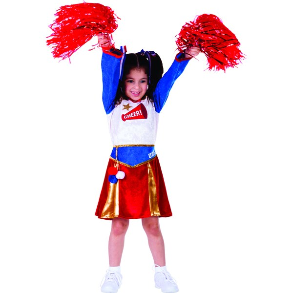 American Cheerleader Costume
