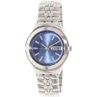 Swatch Women's Irony YGS768G Silver Stainless-Steel Swiss Quartz Watch