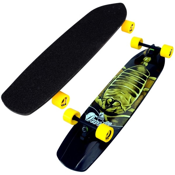 Deville Scorpion 38-inch Downhill Longboard