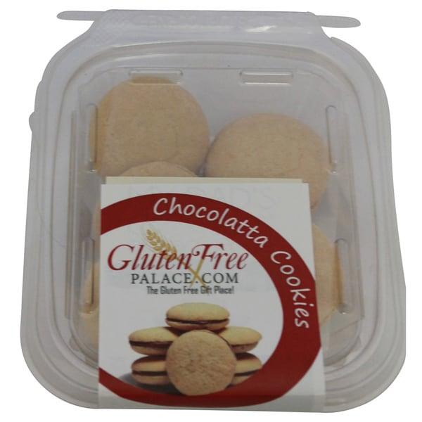 Glutenfreepalace.com GF Mini Pack Chocolotta Cookies, 2 oz. [3 Pack]