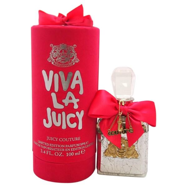 Juicy Couture Viva La Juicy Women's 3.4-ounce Eau de Parfum Spray (Limited Edition)
