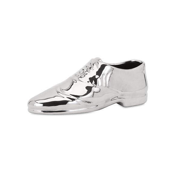 Edmond Silver Loafer