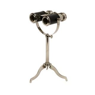 Voyager Tabletop Binoculars On Stand