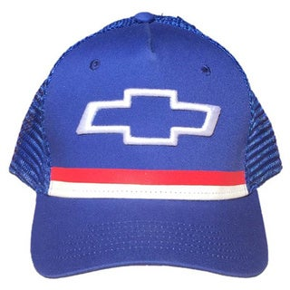 Chevy Blue Revolution Trucker Hat
