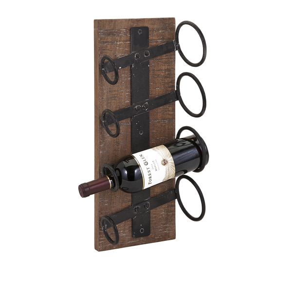 Garrett Wine Bottle Holder