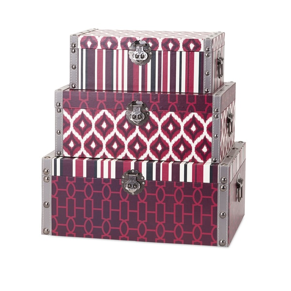 Essentials Irresistible Storage Boxes (Set of 3)