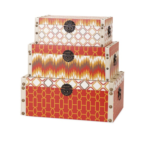 Essentials Energetic Storage Boxes (Set of 3)