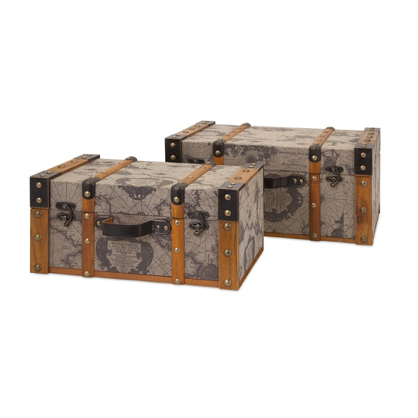 Goddard Trunks (Set of 2)
