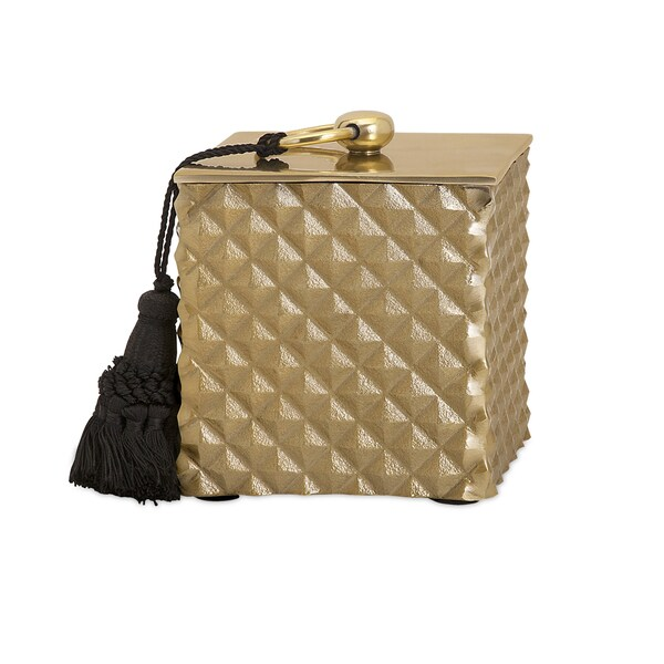 Nikki Chu Tassel Box