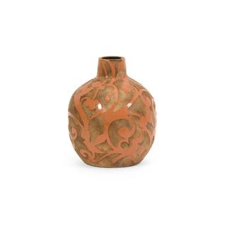 Crestly Short Vase