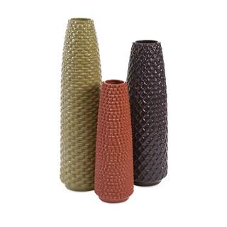Harvest Vases (Set of 3)