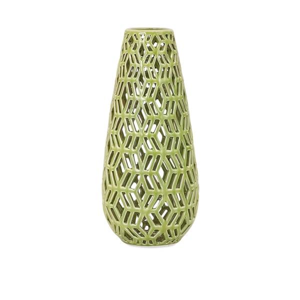 Sarina Cutwork Vase
