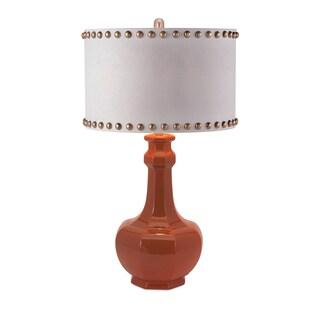 Essentials Energetic Ceramic Table Lamp