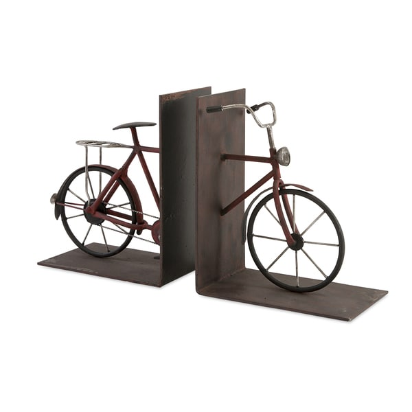 Renee Bicycle Book Ends (Set of 2)